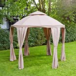 Round Garden Furniture Gazebo Reviews Wyevale Garden Centres