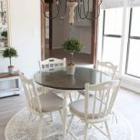 Rustic Beach Cottage Dining Room Swatches 2 Cottage Dining Rooms