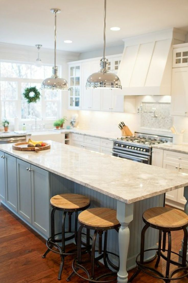 Rustic Kitchen Design Kitchen Island With Bar Stools Granite And