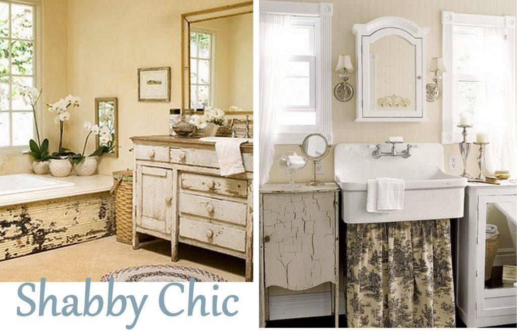 Shab Chic Bathroom Ideas Picthost