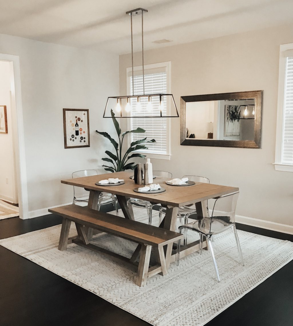 Shop The Style Modern Farmhouse Dining Tables Kaitlyn H Parker