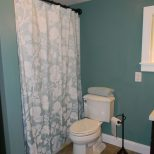 Shower And Toilet My Mobile Home Makeover