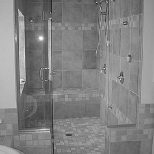 Shower Ideas For Small Bathrooms With Stall Bathroom Tile Modern