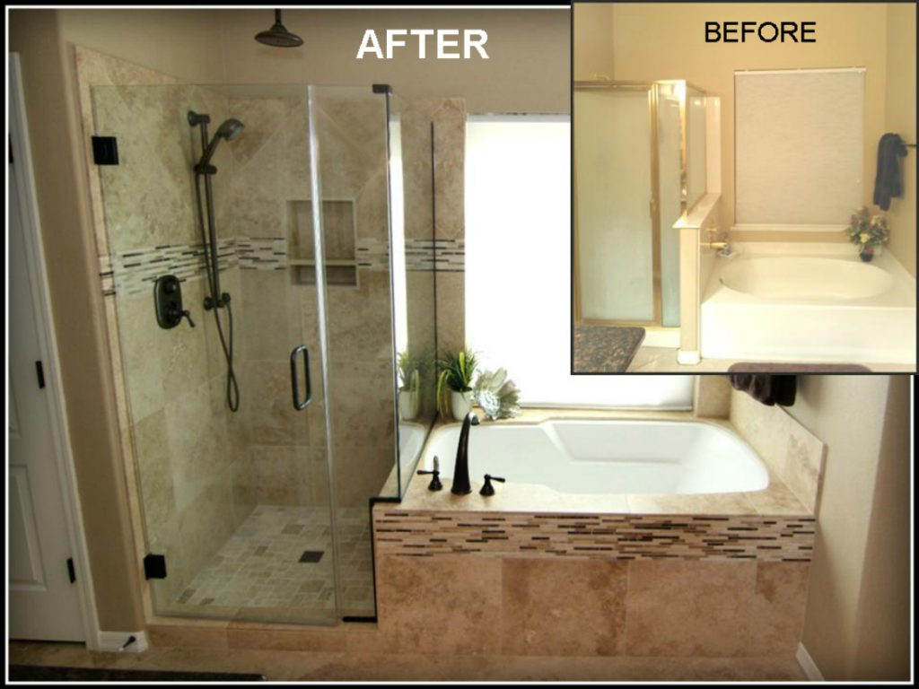 Small Bathroom Remodels Before And After Ideas Simple Small