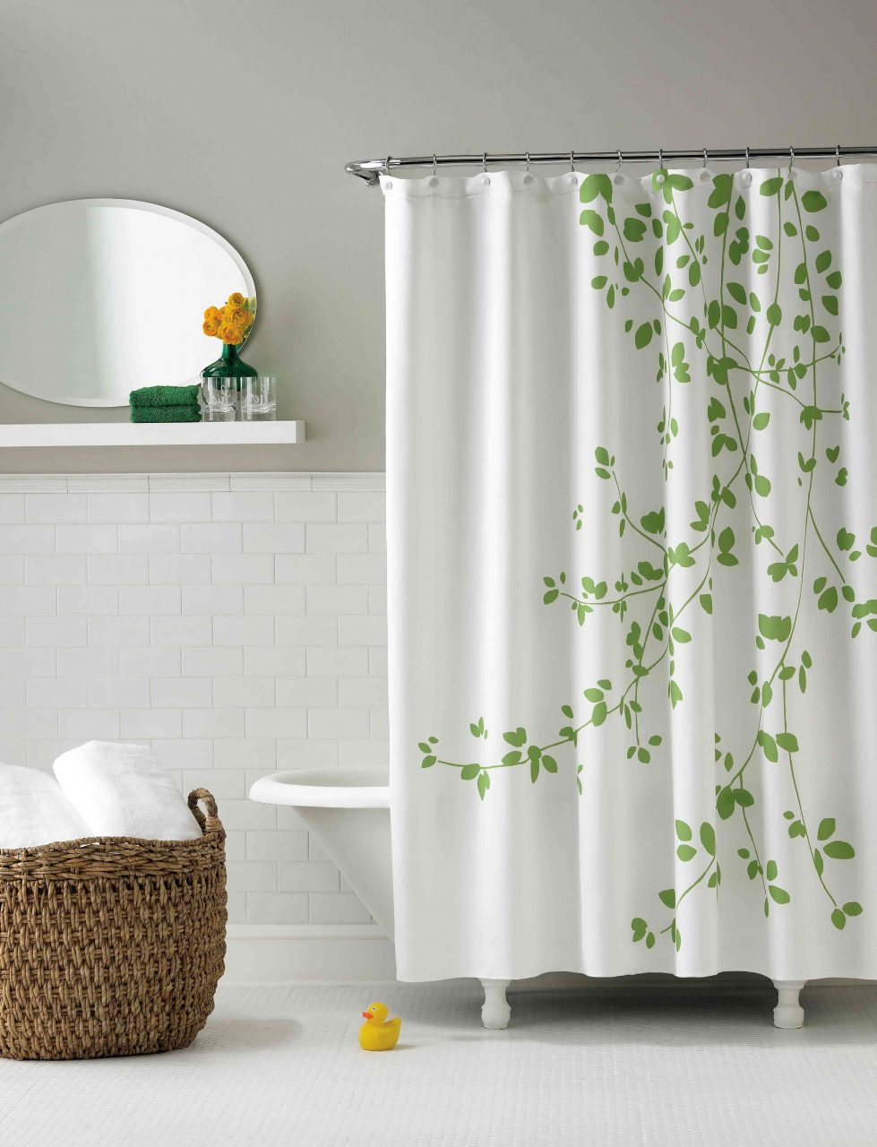 Small Bathroom Shower Curtain House Wallpaper Hd