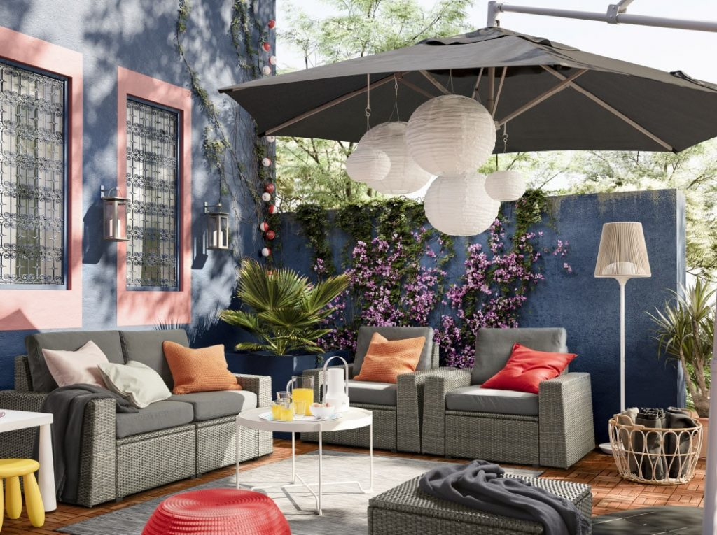 Smart Outdoor Solutions For Sunny Days Ikea
