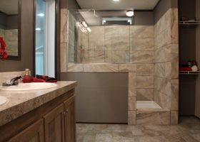 Mobile Home Bathroom Showers