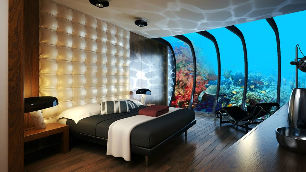 Some Of The Most Beautiful And Practical Hotel Room Designs