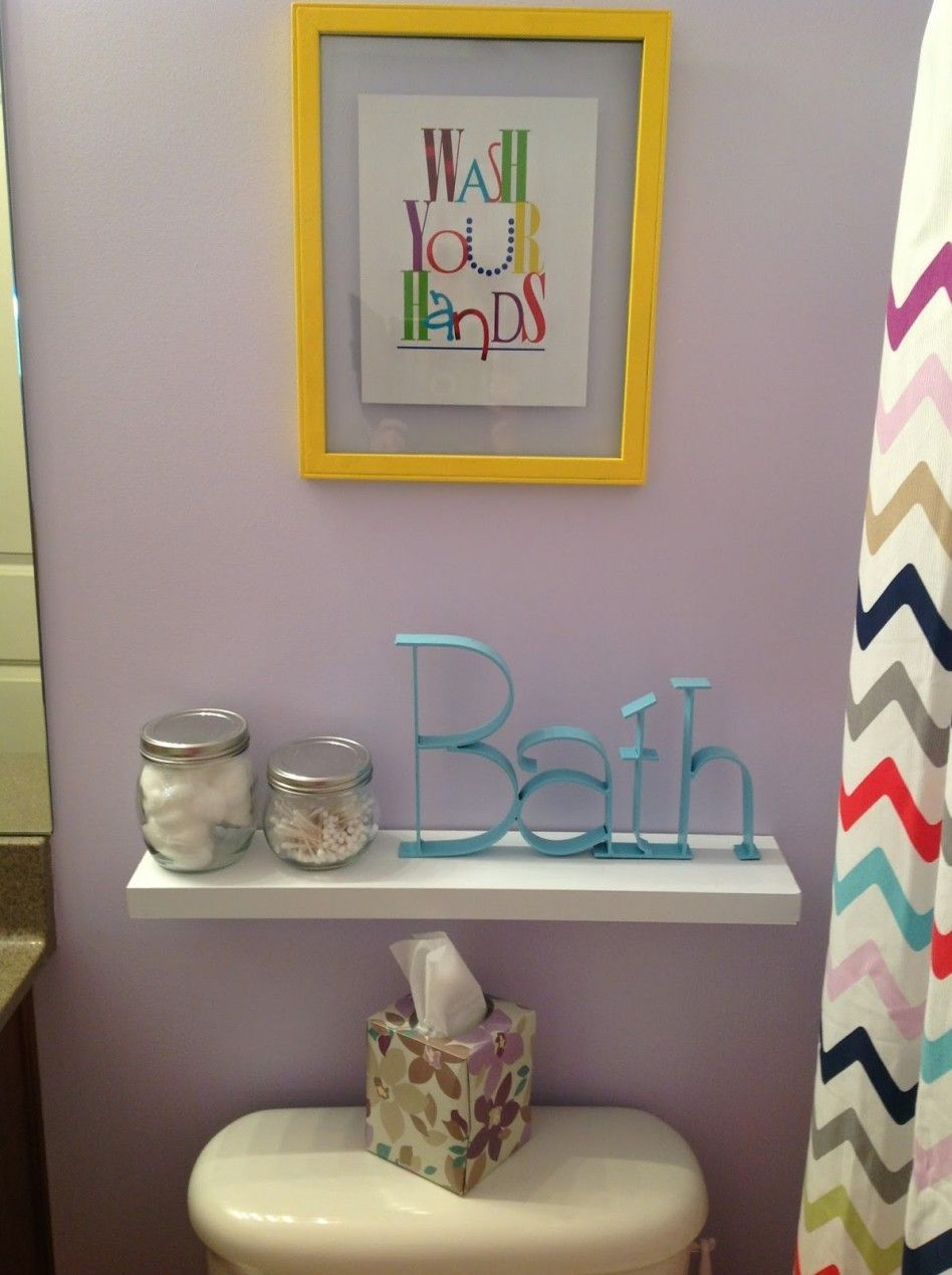 Spoil Your Beloved Youngsters With These Exciting Kids Bathroom