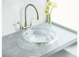 Kohler Glass Sink Countertop