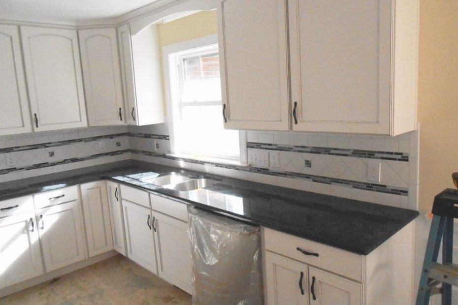 Steel Gray Granite White Cabinets Google Search Home White