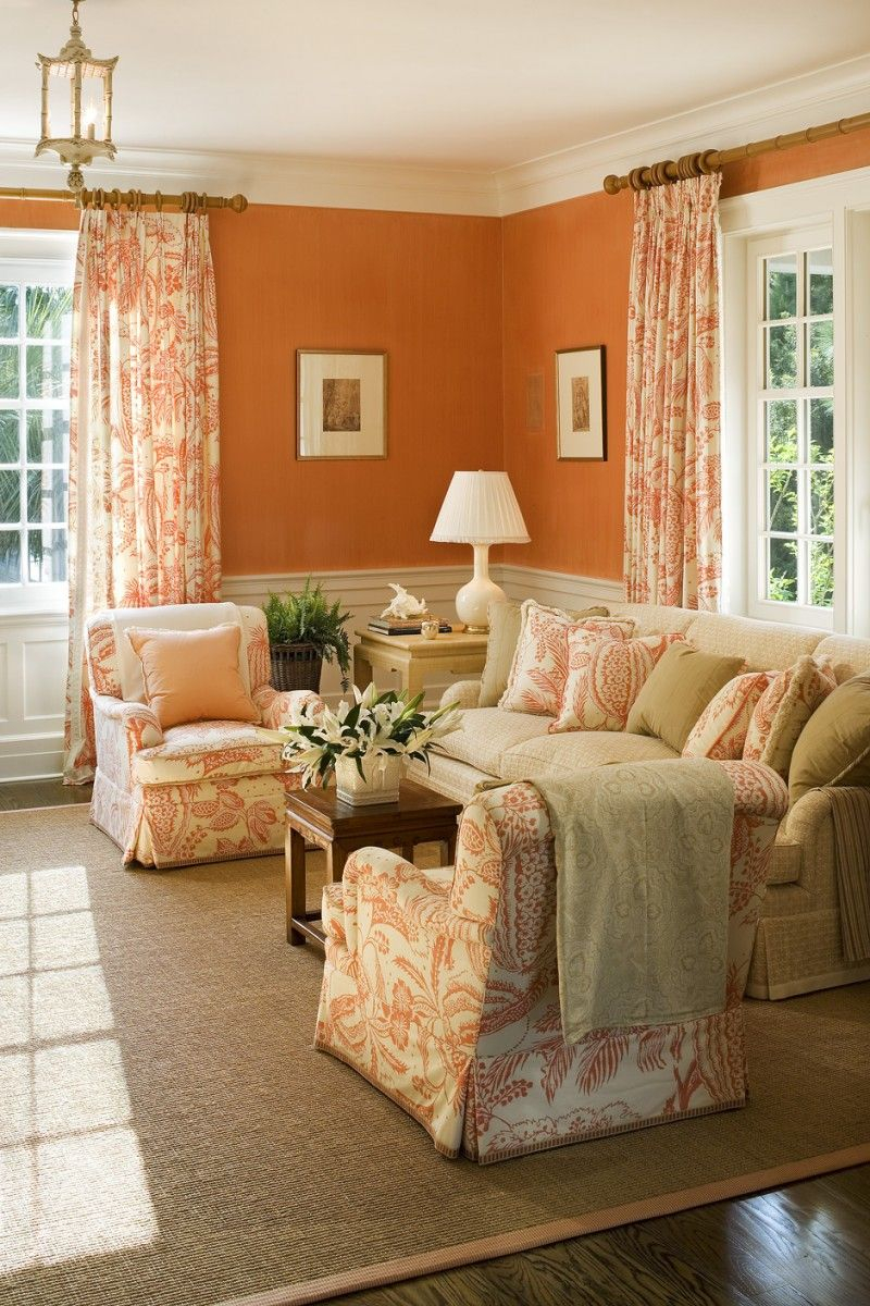 Terry Sullivan Interiors Afraid Of Color Take Some Cues From This
