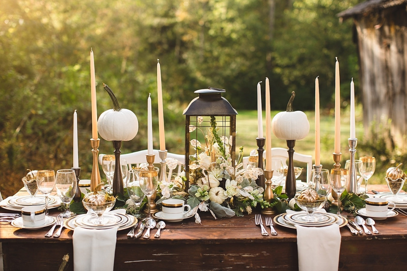 Thanksgiving Table Decor Ideas For A Chic Holiday Dinner Dining Layjao