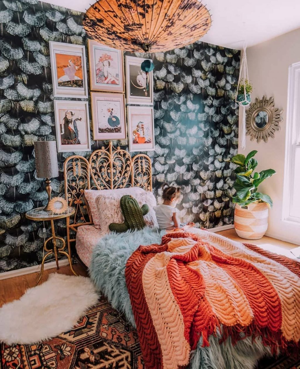The Best Colorful Bedroom Ideas We Found On Instagram Modern