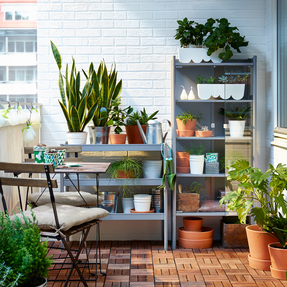 The Sunshine Is Perfectly Timed For Launch Of New Ikea Garden Range