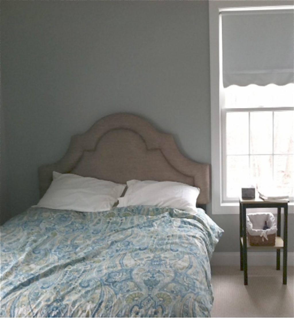 The Yellow Cape Cod Bedroom Makeoverbeforeafter