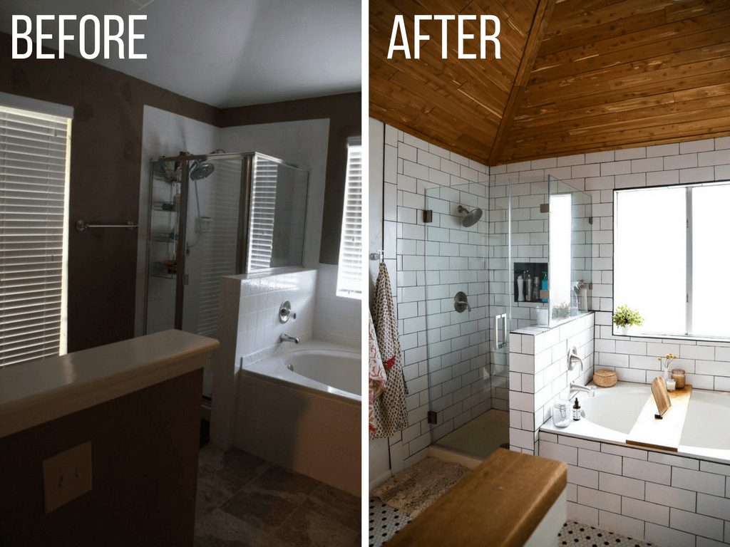Three Gorgeous Bathroom Renovations Love Renovations