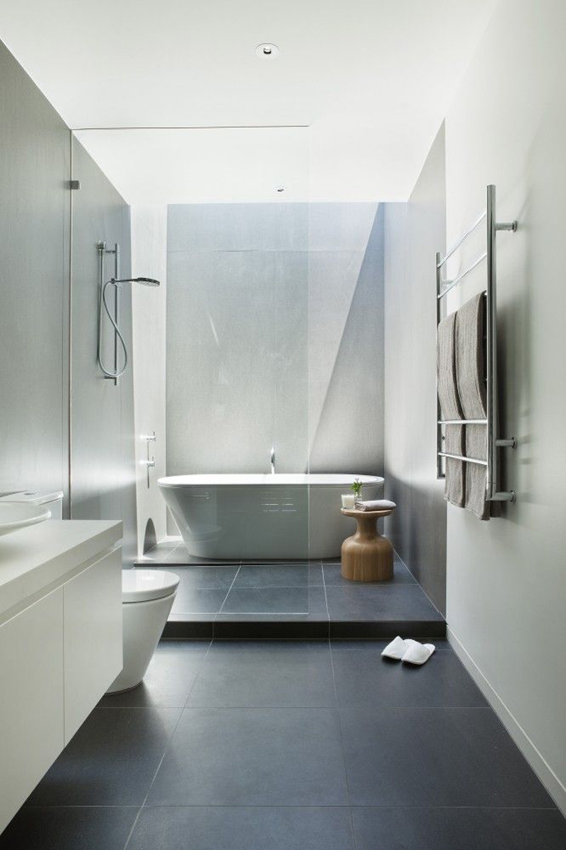 Tiles Talk Find The Right Size Tiles For A Small Bathroom