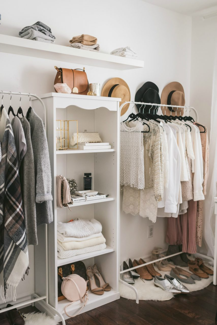 Tips For Turning A Spare Room Into A Closet Hayneedle