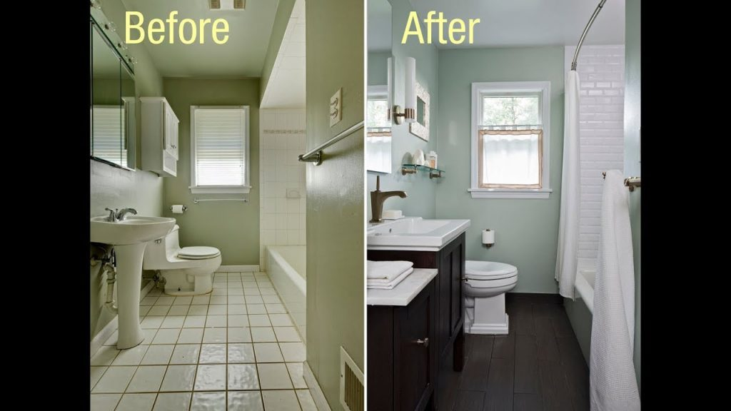 Top 40 Bathroom Remodeling Design Ideas 2018 Diy Cost On Budget