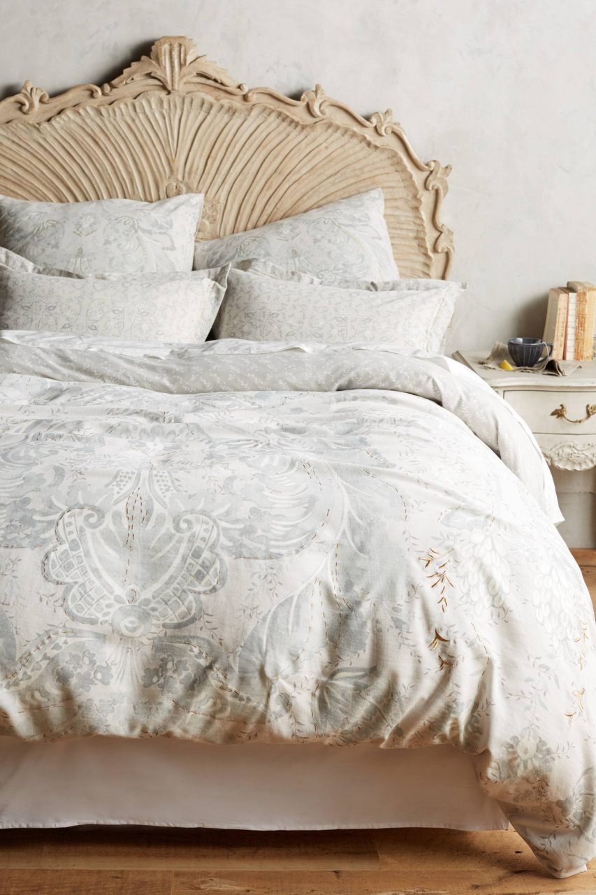 Top 43 Prime Bedding Similar To Anthropologie Georgina Comforter