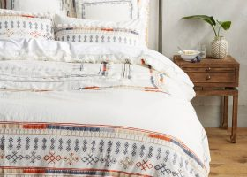 Anthropologie Bedroom Bedding
