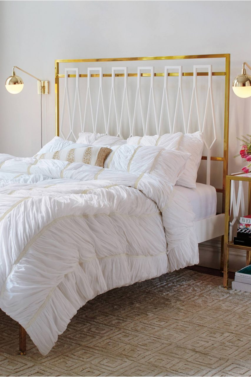 Top 51 Killer Anthropologie White Duvet Cover Bed Set Versace