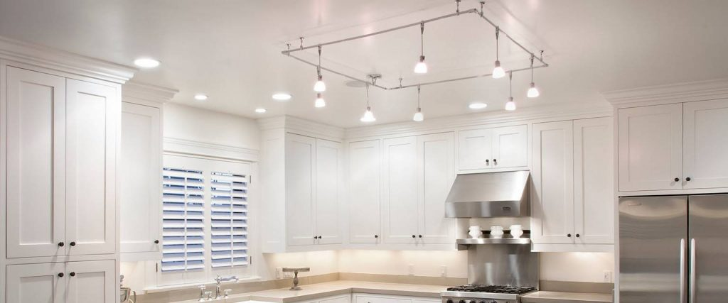 Track Lighting For Vaulted Kitchen Ceiling Sloped Frp Tiles