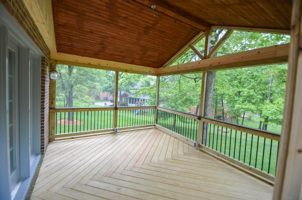 Try A Lanai American Deck Sunroom