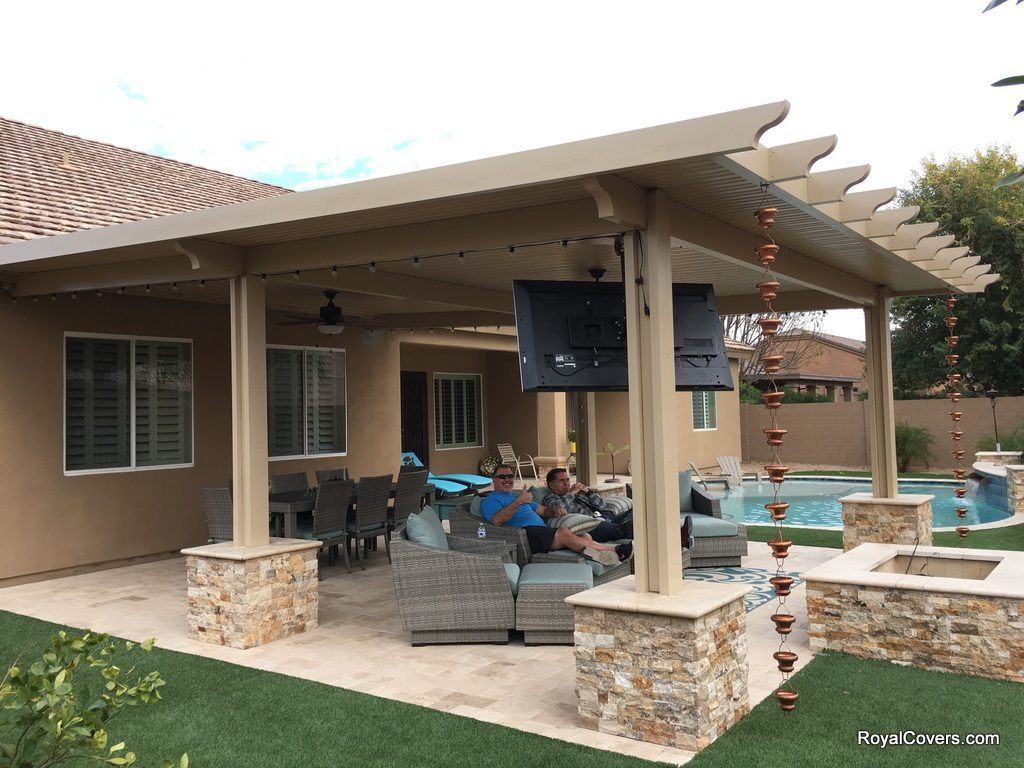 Tv For Outside Covered Patio Patio Ideas