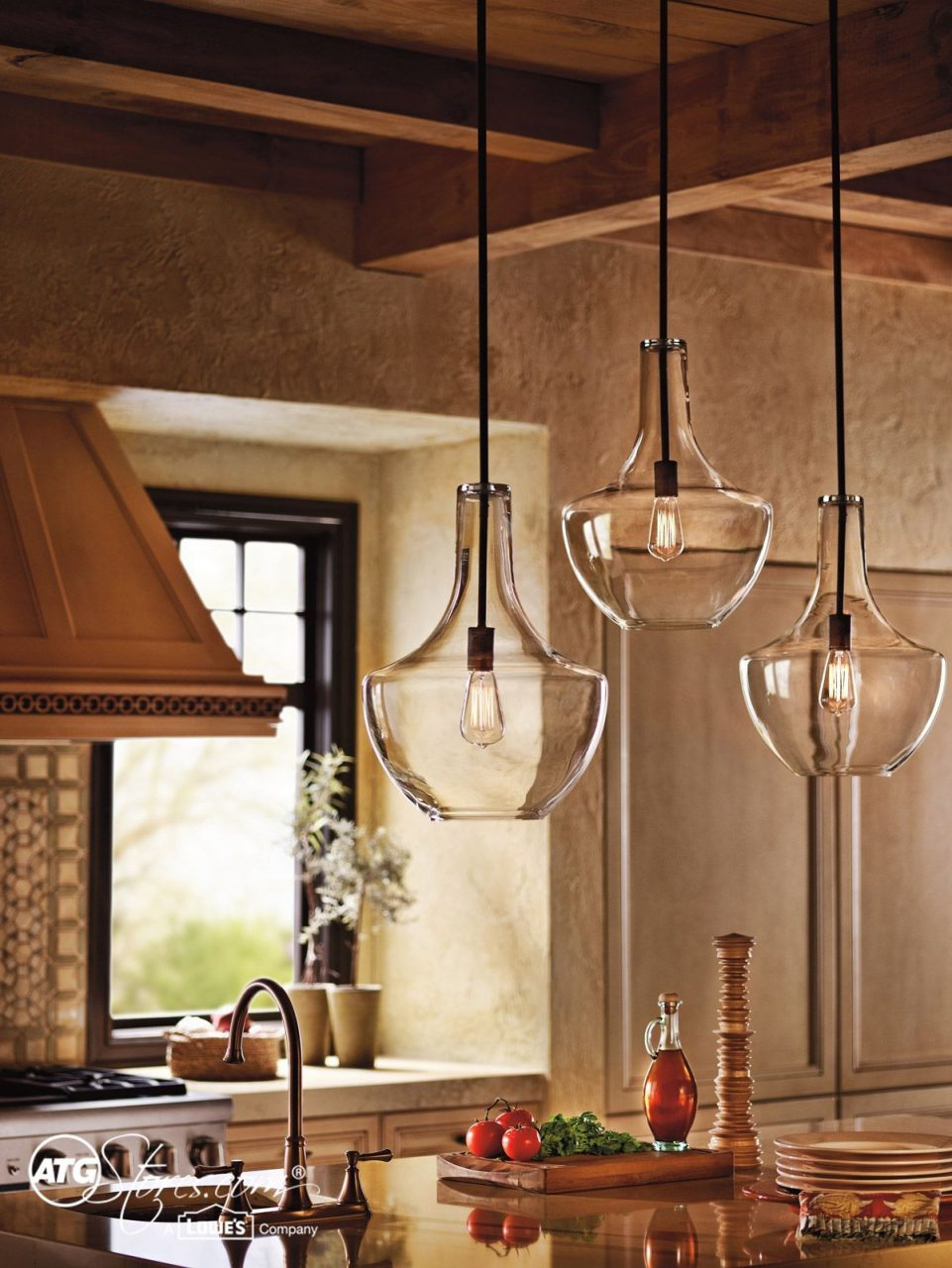 Update Your Kitchen Lighting In Time To Entertain Guests A Trio Of