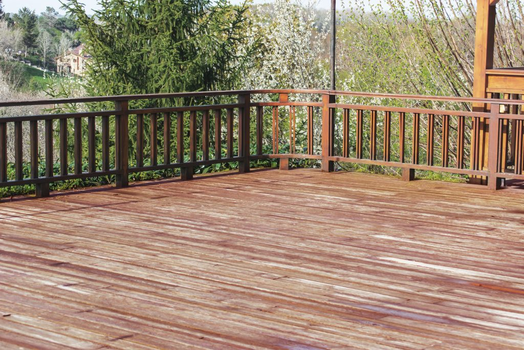 Us Building Codes For Deck Railing Home Guides Sf Gate