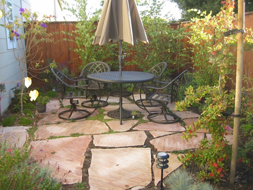 Very Small Back Patio Decorating Ideas Decoracion De Patios