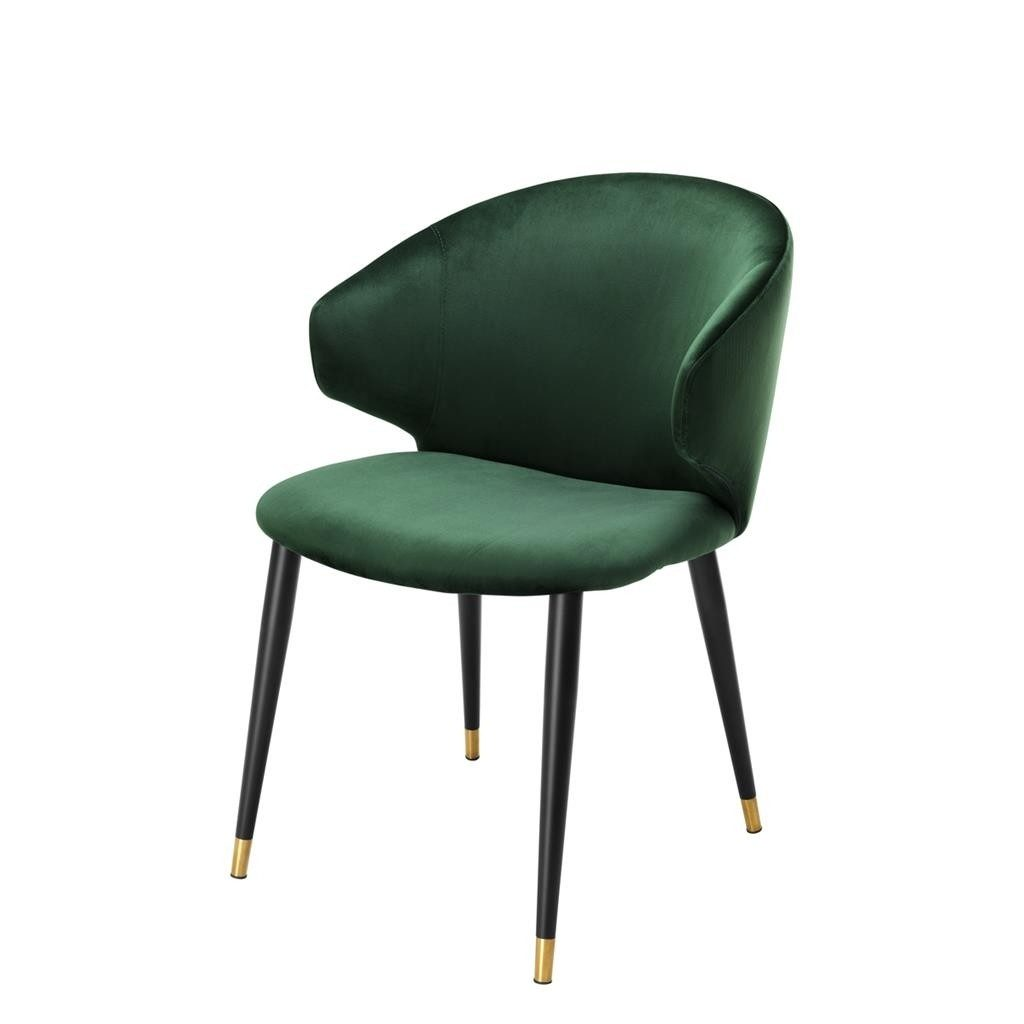 Volante Roche Dark Green Dining Chair