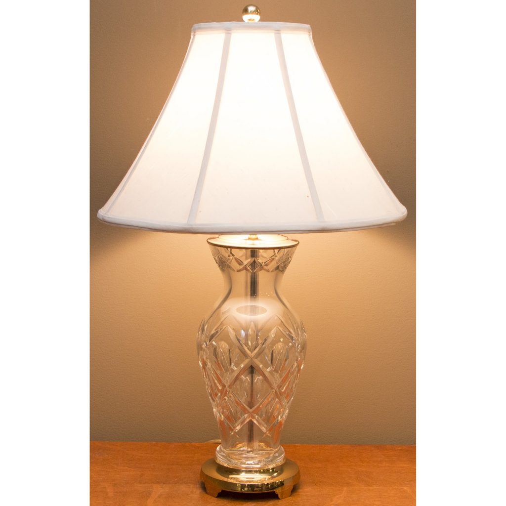 Waterford Crystal Table Lamp Patterns Best Inspiration Table With