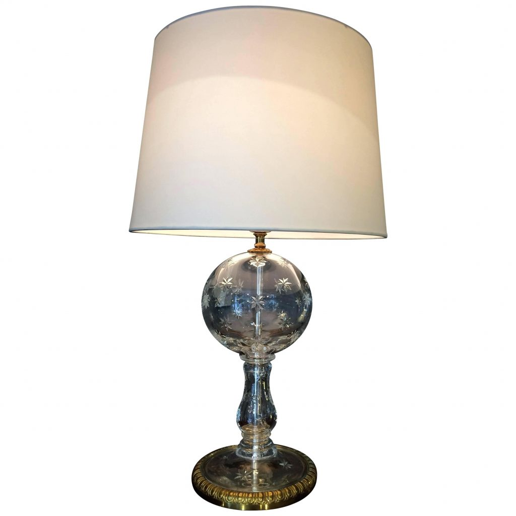 Waterford Table Lamps Ebay Crystal Emotiv