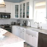 White Cottage Kitchens Full Size Of Kitchenwhite Kitchen Rustic