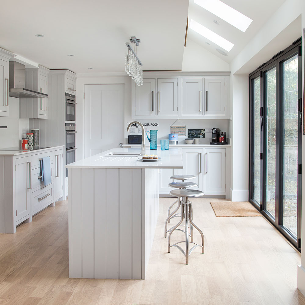 White Kitchen Ideas 13 Sensational Schemes That Are Clean Bright