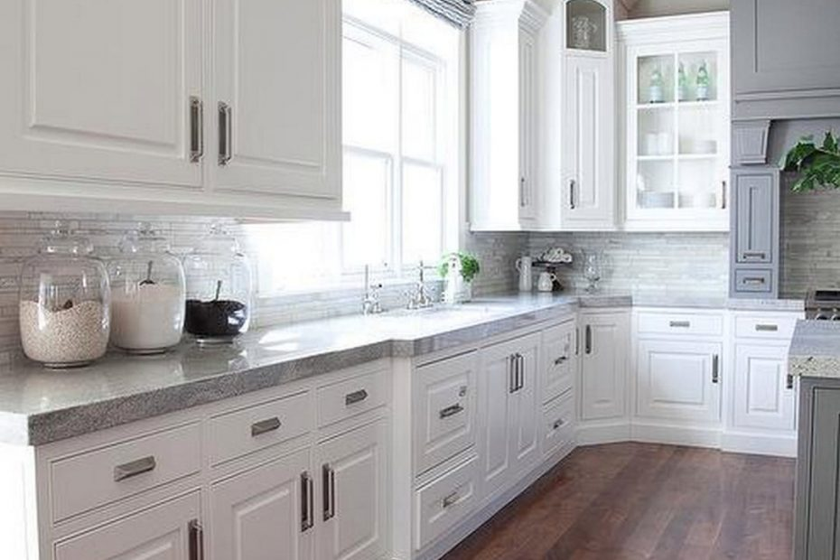 Why White Kitchen Interior Is Still Great For 2019 Kitchen Design