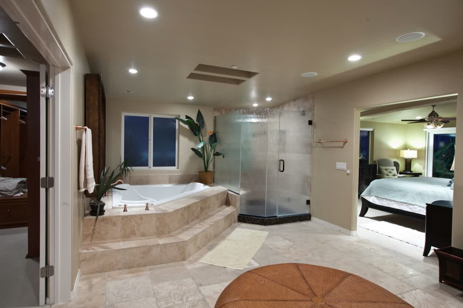 Wonderful Beautiful Master Bathroom Designs Images Dimensions