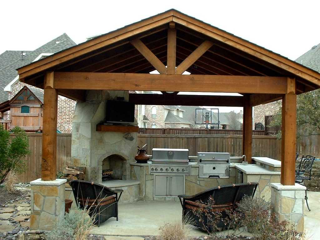 Wood Patio Cover Designs Types Design Idea And Decor Custom