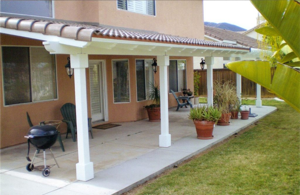 Wooden Patio Covers Design Homesfeed
