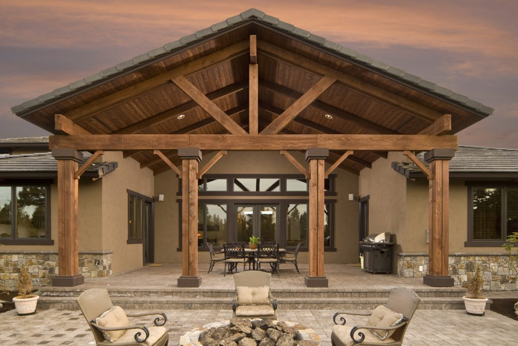 Wooden Patio Covers Give High Aesthetic Value And Best Protection